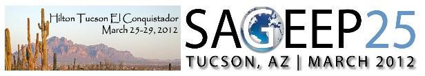 SAGEEP 25 - 2012 - Tucson, AZ